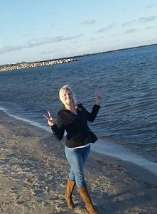 nasze kochane morze i ja :)
