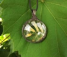 Szczawik czyli kwiat miłości i szczęścia. Acoya Jewellery.