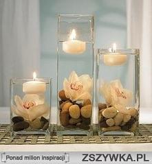 świeczki wodne