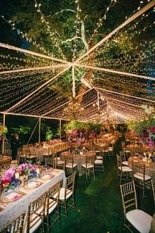 Rustykalne przyjęcie na ogrodzie