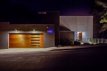Nowoczesny design zewnętrza amerykańskiego domu - zobacz i zainspiruj się! Ko...