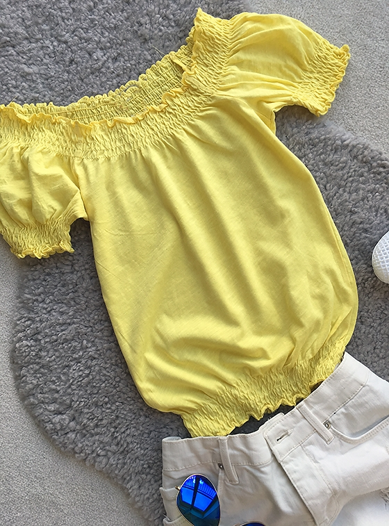 Żółta hiszpanka <3