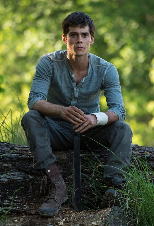 Thomas, więzień labiryntu
