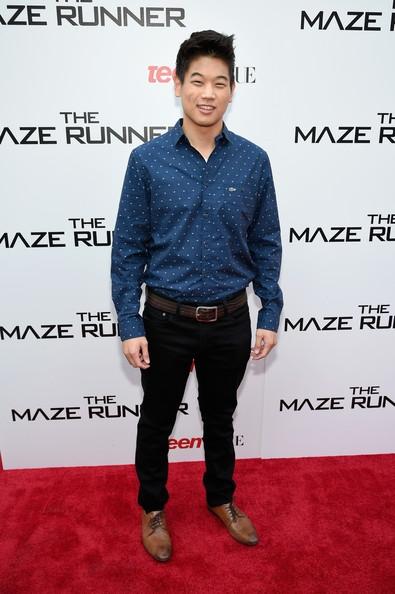 The maze runner...