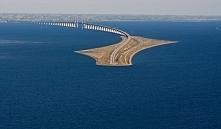 Most Oresund łączący Danię ze Szwecją