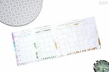 Lipcowy Kalendarz Treningowy do druku. Wystarczy kliknąć w zdjęcie :).