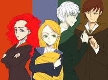 B4 w Hogwartcie :D