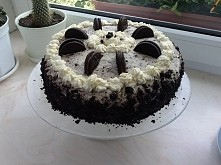 Najlepszy urodzinowy tort <3