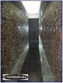 Sufit świecący na korytarzu to niezwykle ciekawy sposób na podświetlenie, ara...