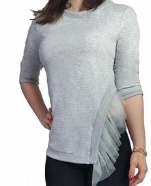 Unikatowa bluza Aniołek z wycięciem <3 Śliczna :)