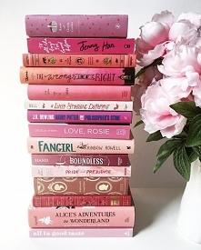 Książki i kwiaty