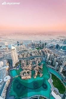 Takie widoki tylko w Dubaju...