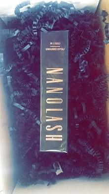 Odżywka NANOLASH :) Mam nadzieję, że będzie tak wspaniała jak ją opisują