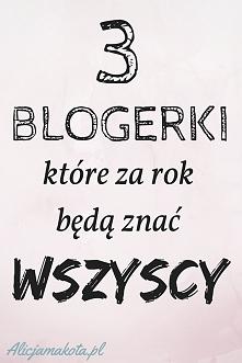 Szukasz ciekawego bloga?