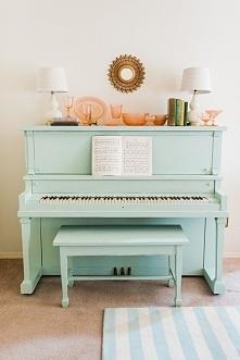 Miętowe pianino :) Grałabym❤️