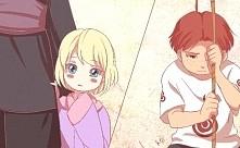 Malutka Elsa i mały Hans