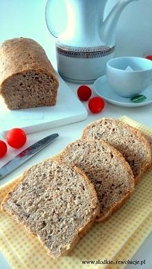 chleb orkiszowy z siemieniem