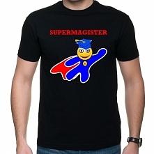 Koszulka Supermagister - pr...