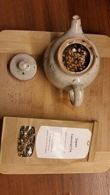 Genmaicha - japońska herbata z prażonym ryżem