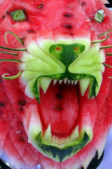 Dekoracje Arbuz Warzywa Na Dekoracje Potraw Zszywkapl