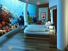 Podwodny hotel <3 takie ...