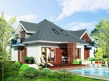 Niezwykle klimatyczny domek zaprojektowany dla 4-5 osobowej rodziny. Przepięk...