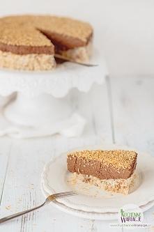 Bezglutenowy tort czekoladowo-kokosowy