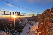 Dachstein Bridge, Austria