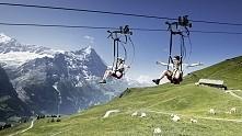 Grindelwald & Interlaken Mountain Resorts From Lucerne Switzerland