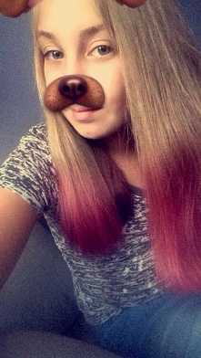 #ombre #pink # hair