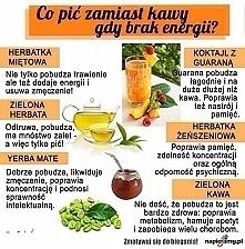 Ja preferuję herbate zieloną ;)
