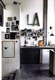 A może kuchnia dla faceta w designie nowojorskiego loftu? Czemu nie! Zobacz j...