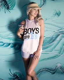 Tank Top - Boys Are Toys  F...