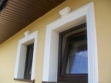 Listwy okienne styropianowe...