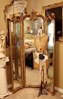 Lustro we wnętrzu, wnętrze z lustrem - jak urządzić wnętrze z lustrem, gdzie ...