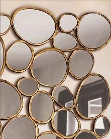 Lustro we wnętrzu, wnętrze z lustrem, nowoczesne lustra, nowoczesny design lu...