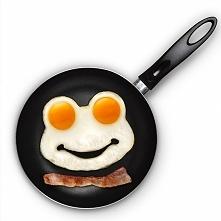 Pomysł na śniadanie: żabka! Wystarczą dwa jajka, a żeby się dowiedzieć jak zr...
