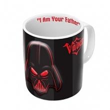 Kubek z Vaderem - po prostu genialny pomysł na prezent dla fana Gwiezdnych Wojen!