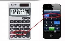 Dlaczego numery na kalkulat...