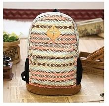 Aztecki plecak, najmodniejszy wzór ! Kliknij w zdjęcie i zobacz gdzie można go kupić :)
