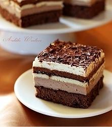 Wspaniałe ciasto Kubanka z kawową nutą - kliknij obrazek, aby przeczytać prze...