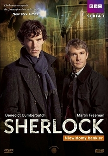 Dr Watson (Martin Freeman) jest lekarzem i weteranem wojennym. Pewnego dnia poznaje Sherlocka Holmesa (Benedict Cumberbatch), który rozwiązuje zagadki kryminalne sposobem dedukc...
