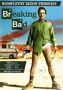 """Głównym bohaterem """"Breaking Bad"""" jest Walter White (Bryan Cranston), nauczyciel chemii mieszkający w Nowym Meksyku wraz z żoną (Anna Gunn) oraz nastoletnim synem (RJ M..."""