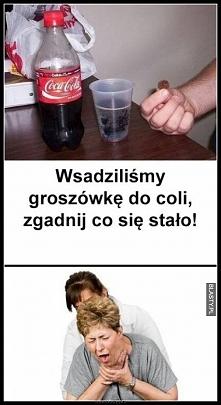 Grosz do Coca Coli