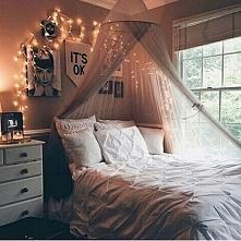 mogłabym mieć taki pokój ♥