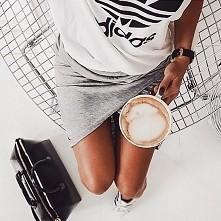 Coffe  Identyczna spódniczk...