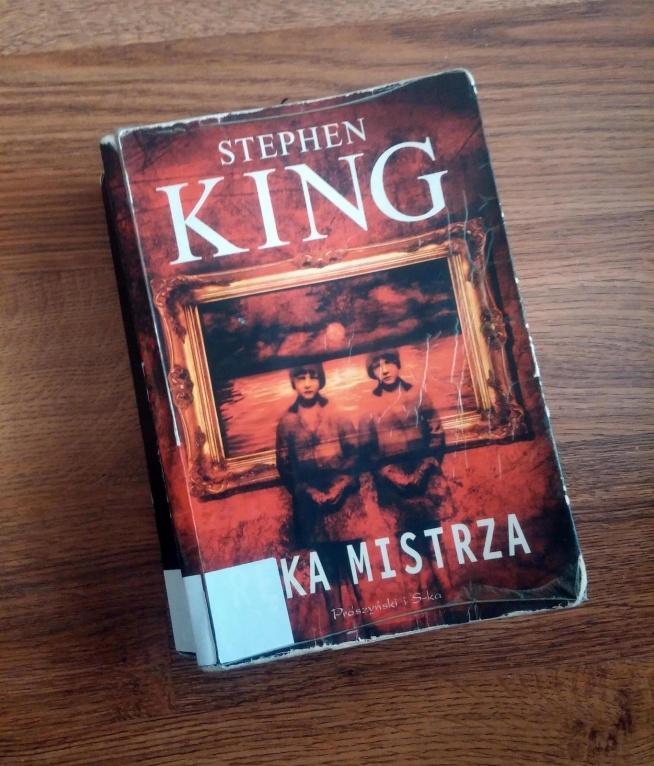 """Nowy post! dusskaofficial.blogspot.com Stephen King- """"Ręka mistrza"""""""