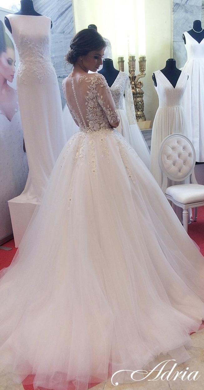 Moja przyszła suknia ślubna