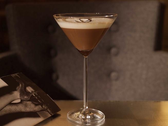 Prezentujemy eleganckie kawowe martini - bardzo proste w wykonaniu! Kliknij w zdjęcie, żeby zobaczyć przepis na kawa.pl :)