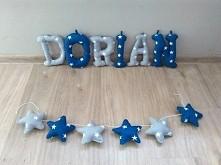 Dorian + girlanda gwiazdki